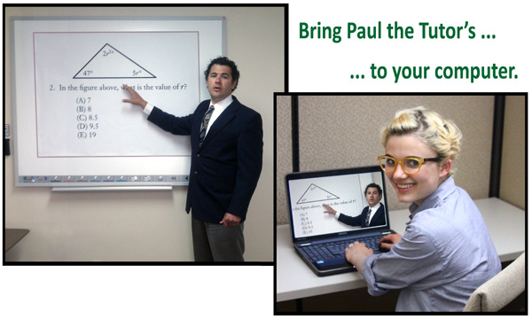 Bring Paul the Tutor's to Your Computer!